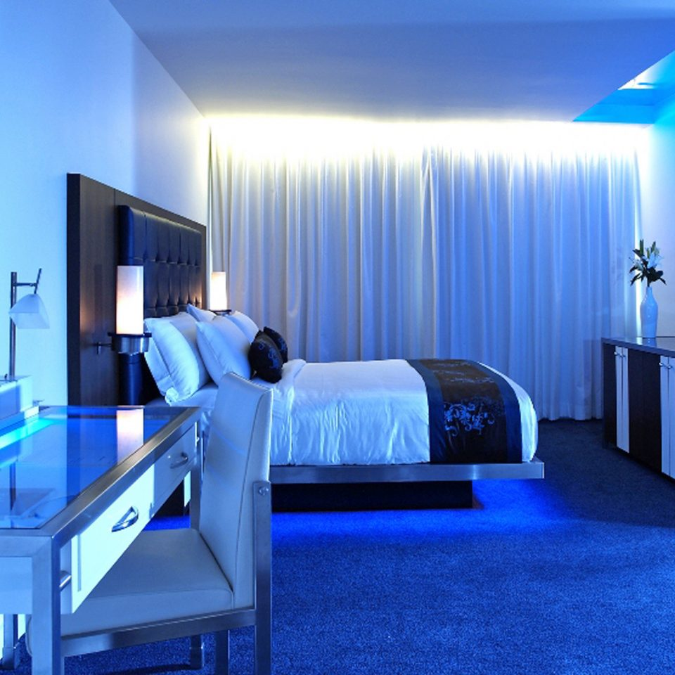 Bedroom Hip Luxury Modern Suite property living room blue flat