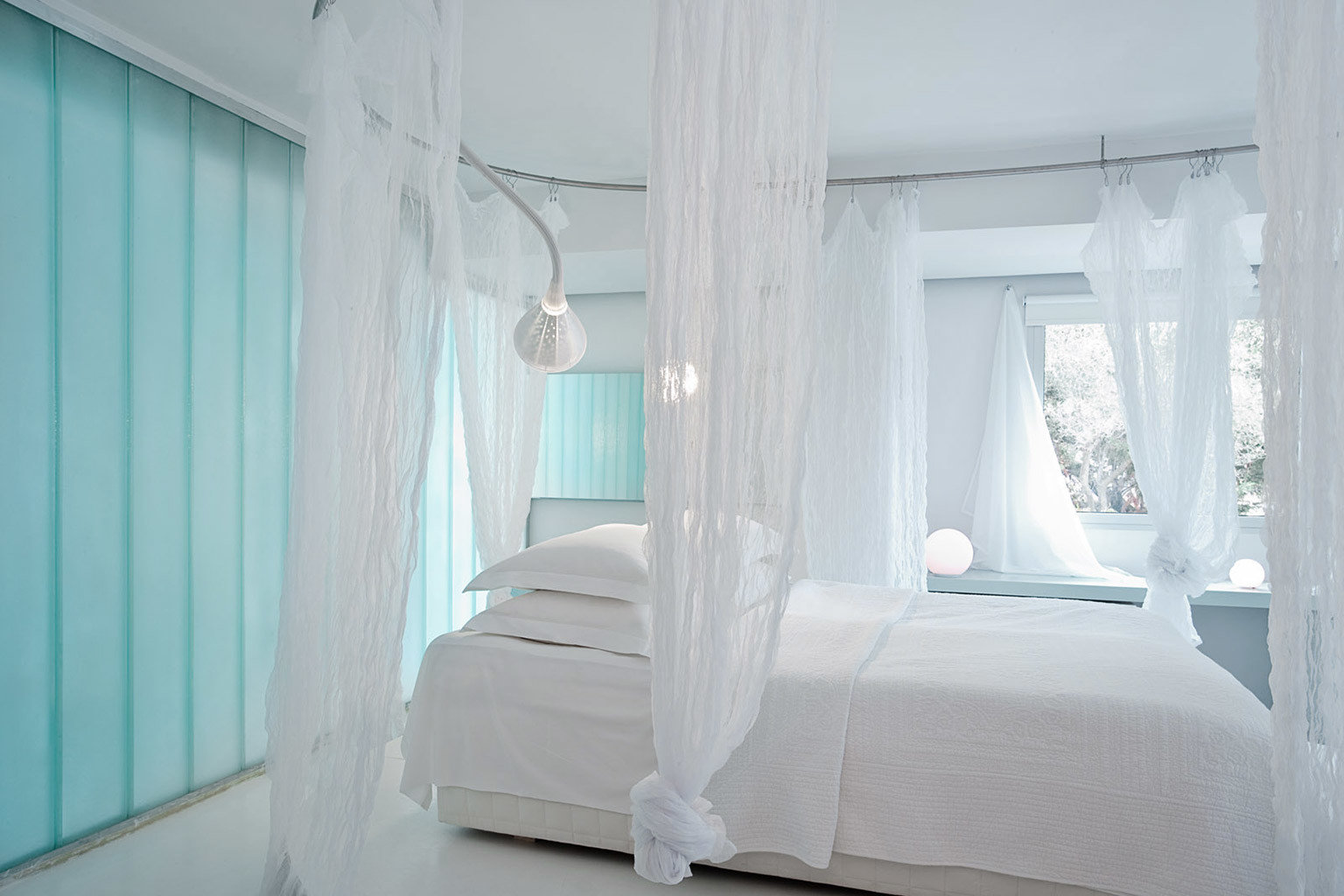 Bedroom Hip Luxury Modern Suite property curtain white textile cottage window treatment