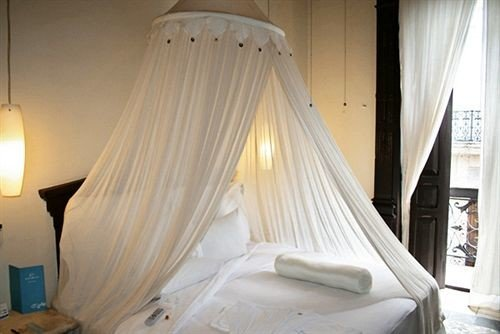Bedroom Hip Luxury Modern Suite mosquito net curtain