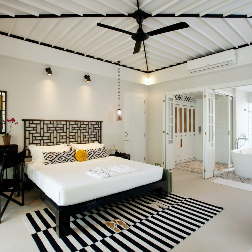 Bedroom Hip Luxury Modern Suite property living room Villa cottage Resort condominium
