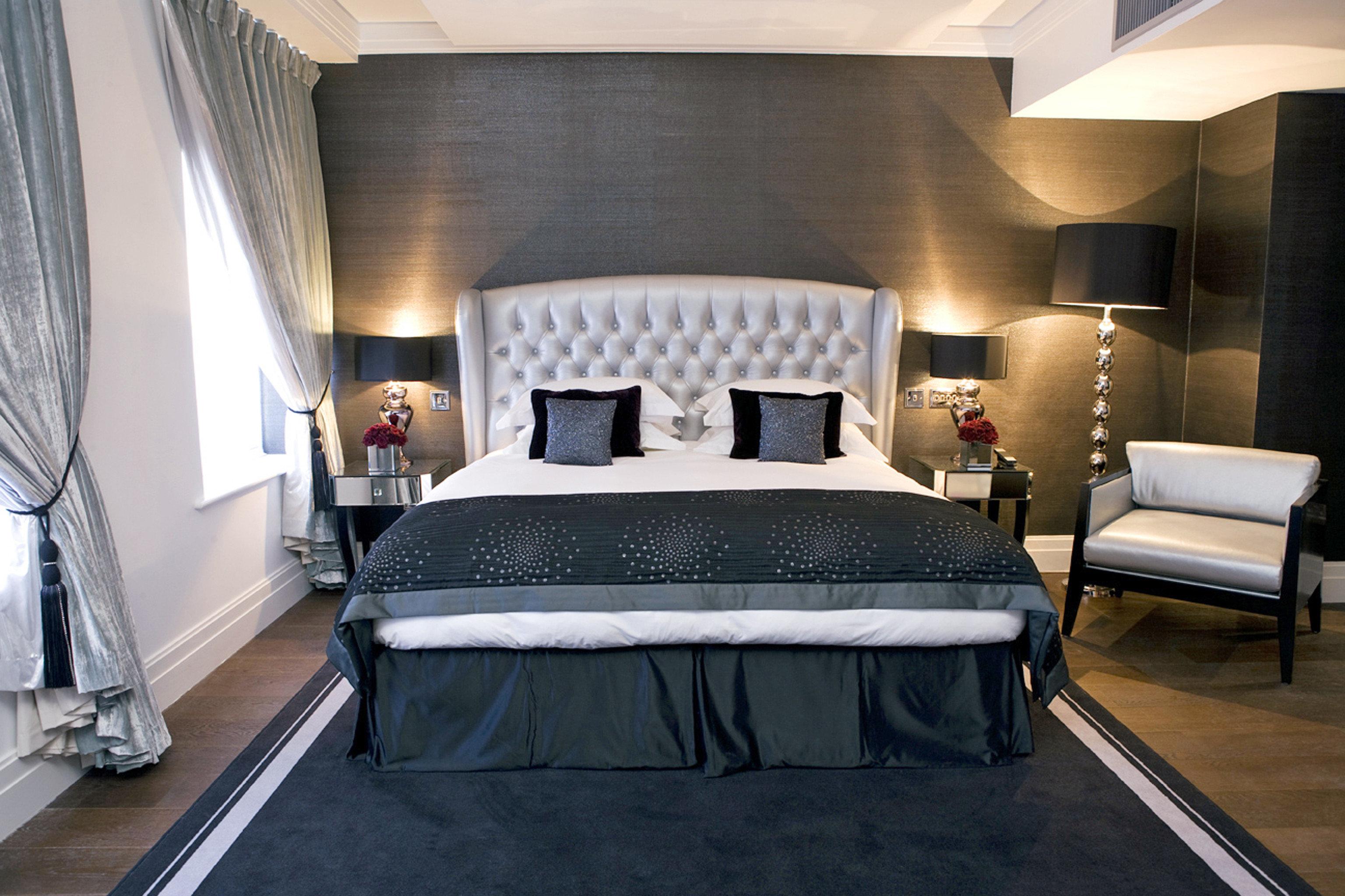 Bedroom Hip Luxury Modern Suite property bed sheet bed frame cottage