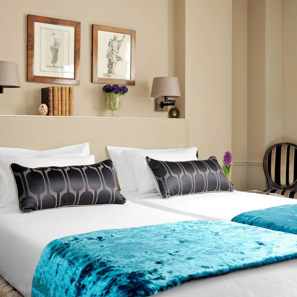 Bedroom Hip Luxury Modern Suite property green cottage bed sheet home pillow living room bed frame