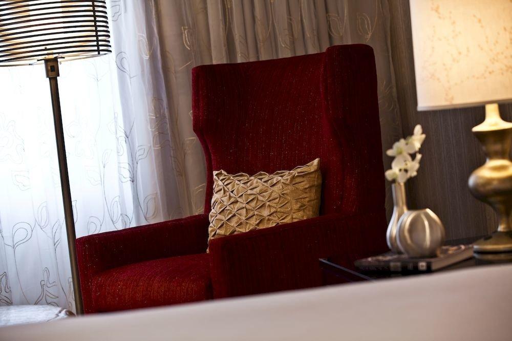 Bedroom Hip Luxury Modern Suite red living room home