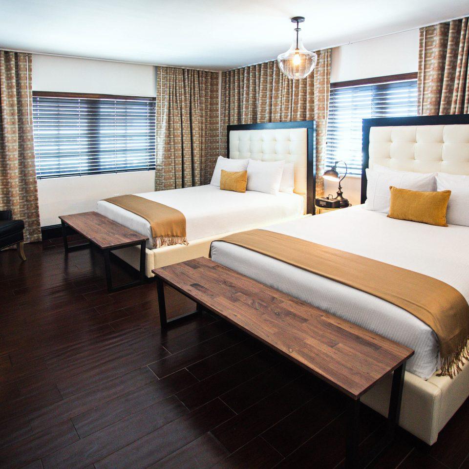 Bedroom Hip Luxury Modern Suite property living room condominium
