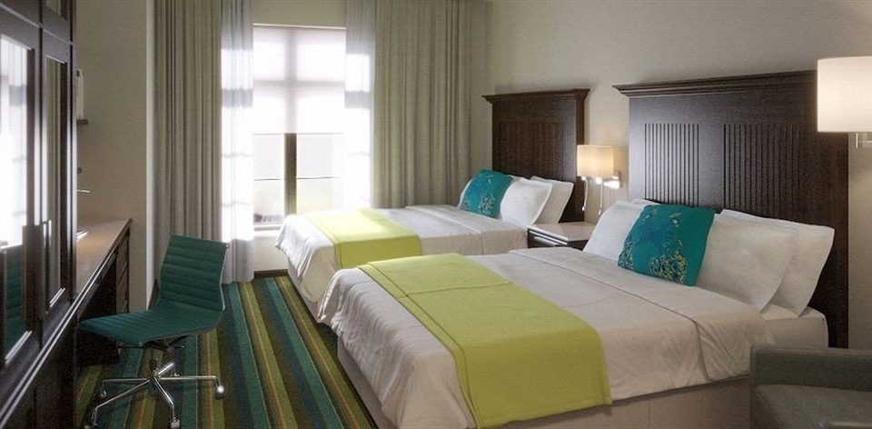 Bedroom Hip Luxury Suite sofa green property condominium cottage bed sheet