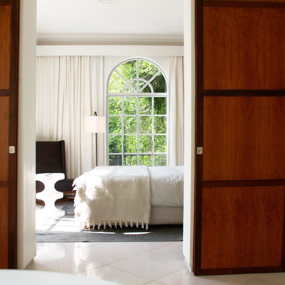 Bedroom Hip Modern cabinet home hardwood door living room curtain