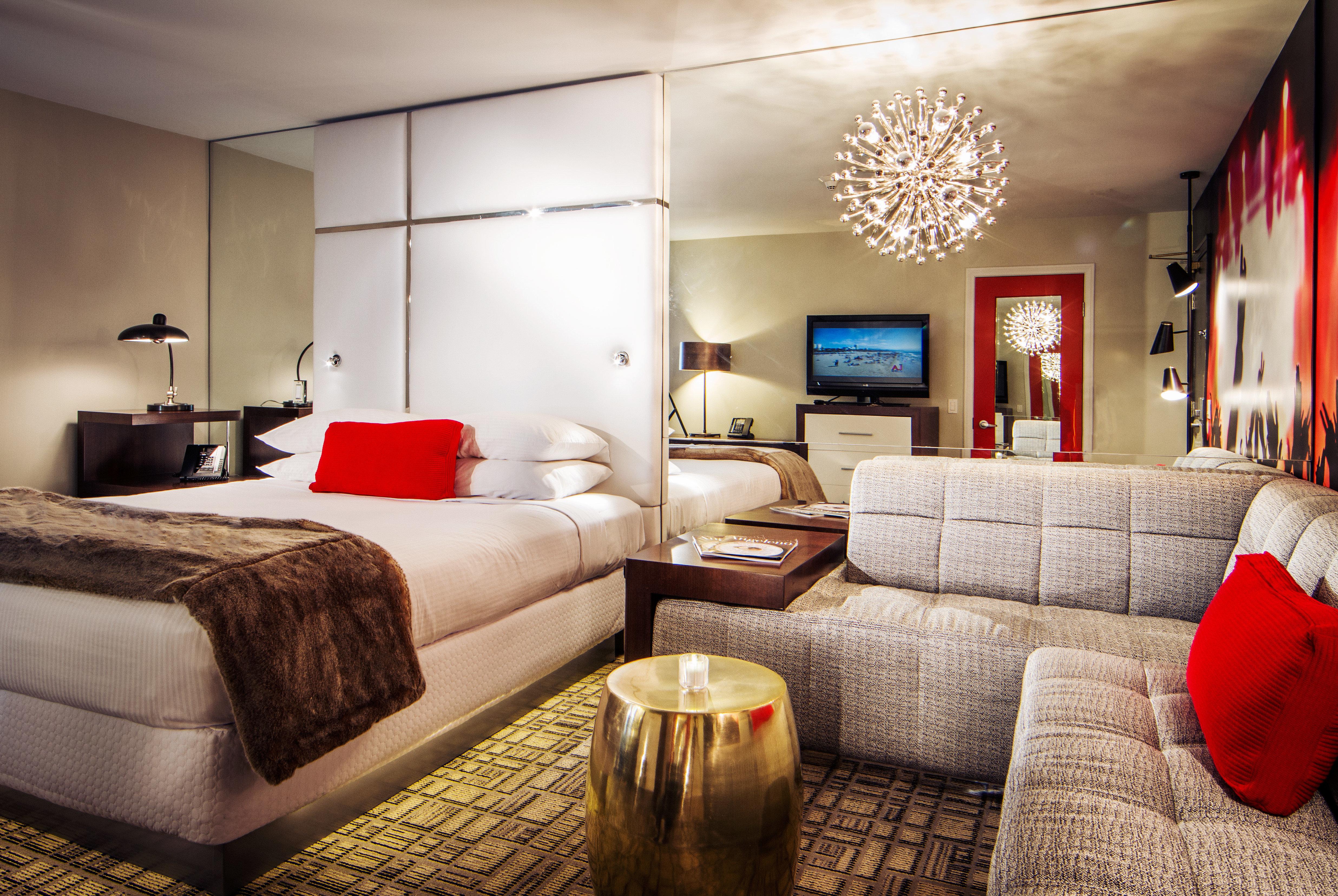 Bedroom Hip Modern Party sofa property living room home Suite cottage flat