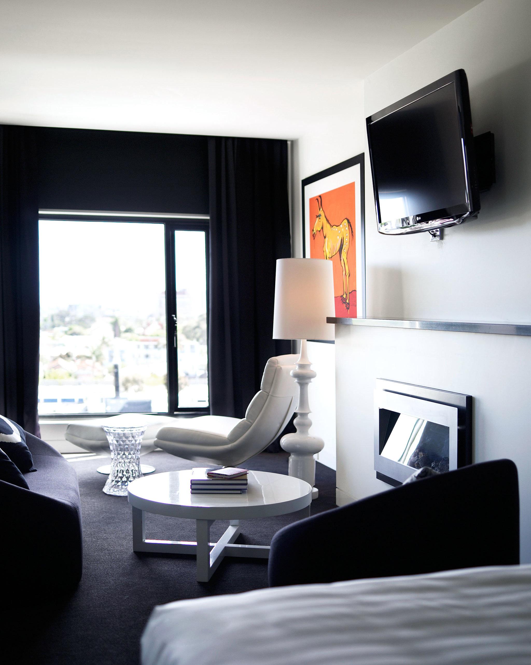 Bedroom Hip Modern living room property home white lighting Suite pillow