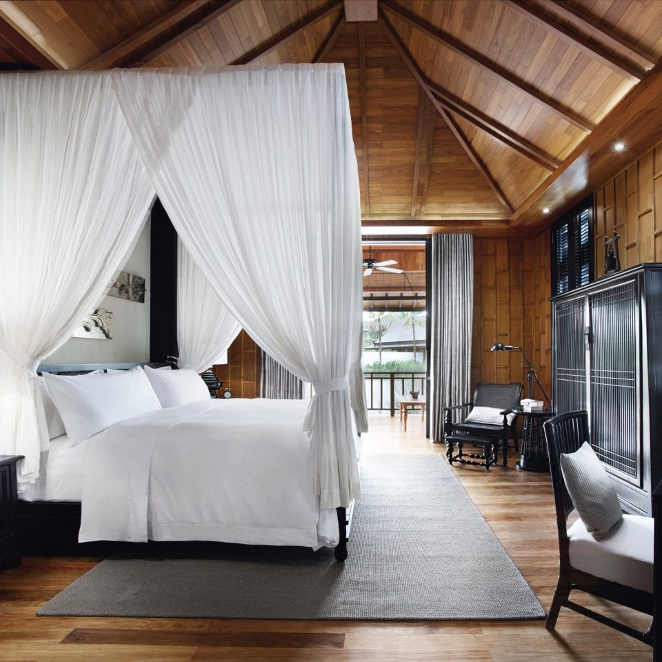 Bedroom Hip Modern property house living room home Suite cottage Villa mansion