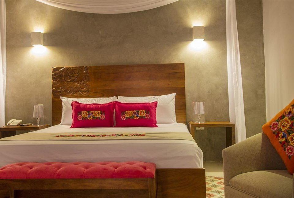 Bedroom Hip Modern Suite bed sheet cottage pillow