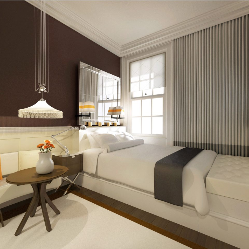 Bedroom Hip property living room Suite home condominium