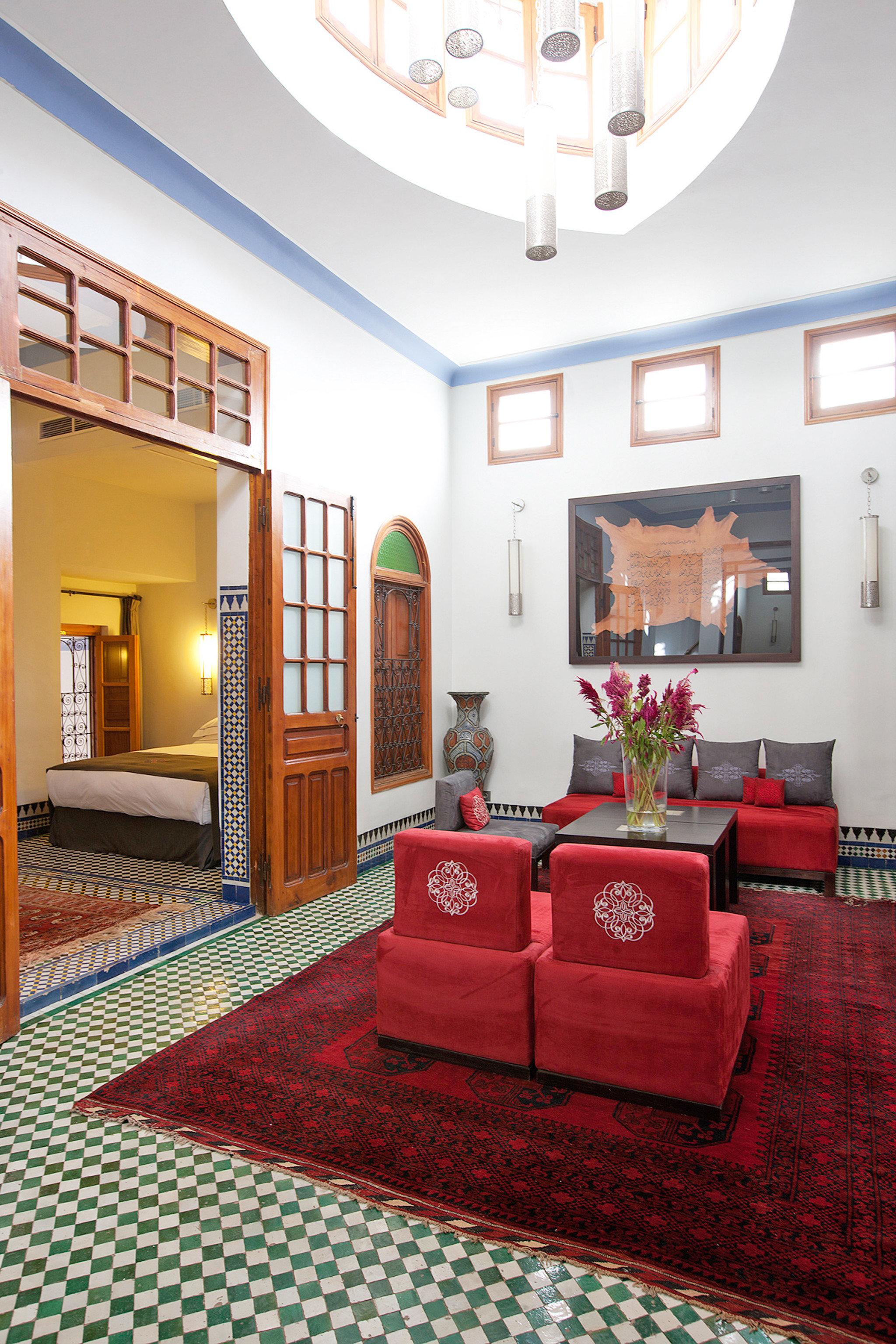 Historic Luxury Resort Suite property living room home Lobby flooring condominium mansion hall rug Bedroom