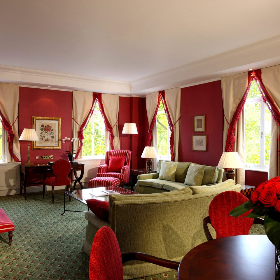 Historic Lounge Luxury Modern Suite sofa property living room home red cottage Bedroom flat