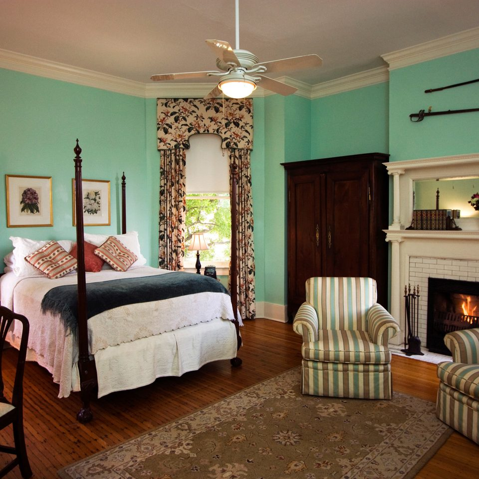 Bedroom Historic Luxury Suite property living room home hardwood cottage farmhouse