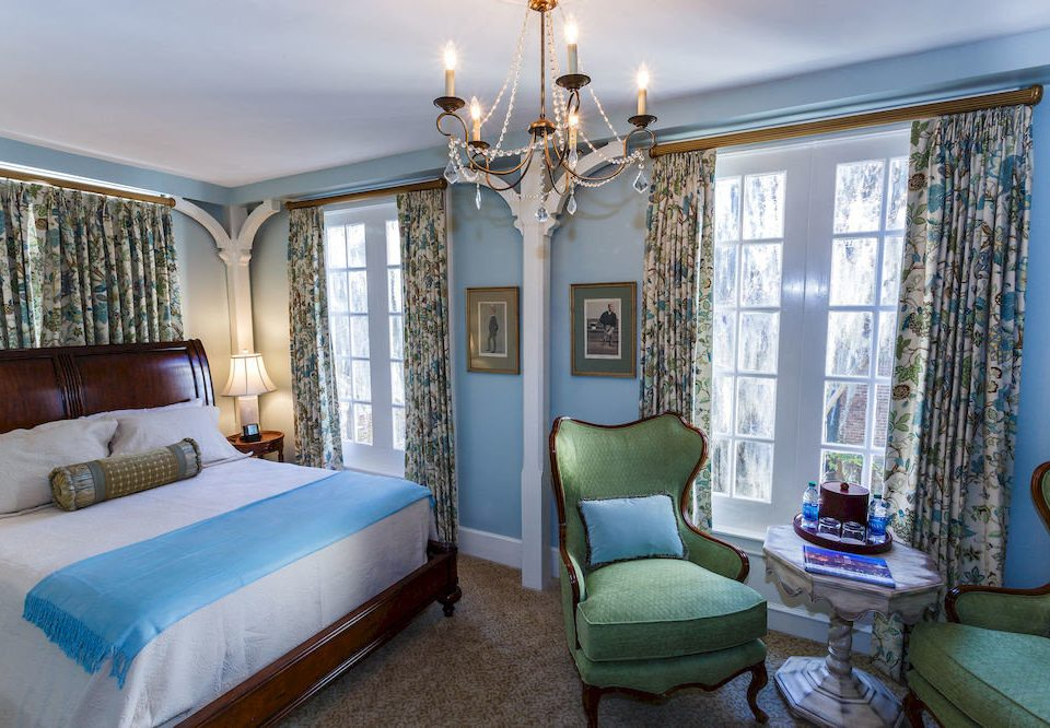 Bedroom Historic Luxury Suite property living room home blue cottage mansion farmhouse