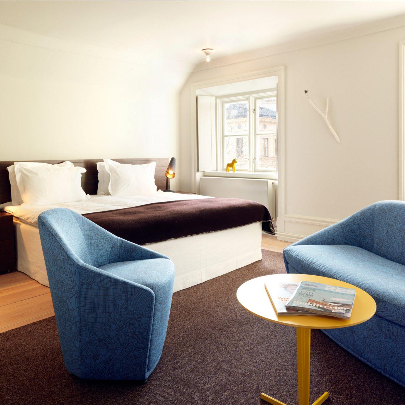 Bedroom Historic Modern property Suite living room cottage