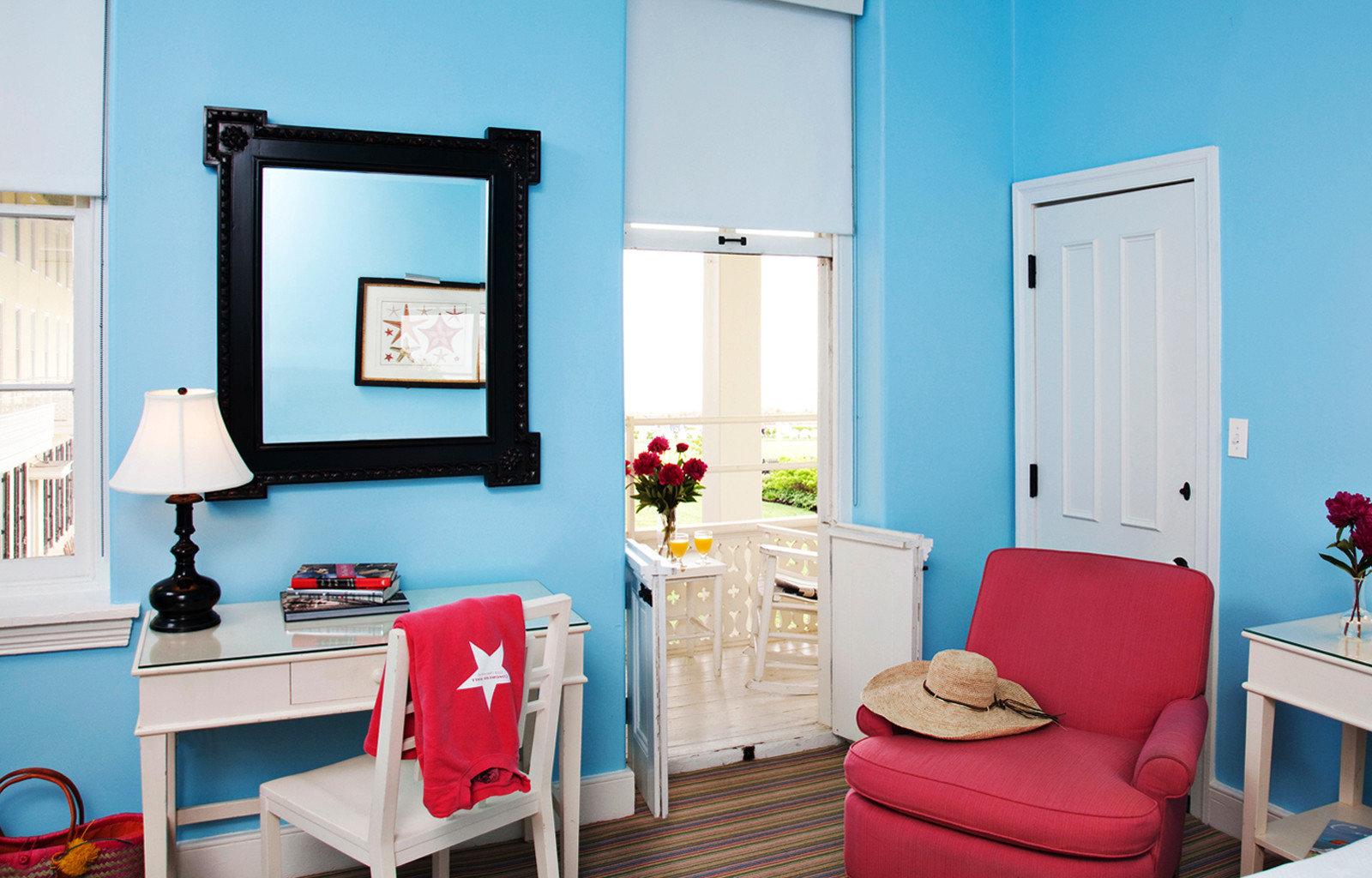 Bedroom Historic color blue property living room home Suite cottage
