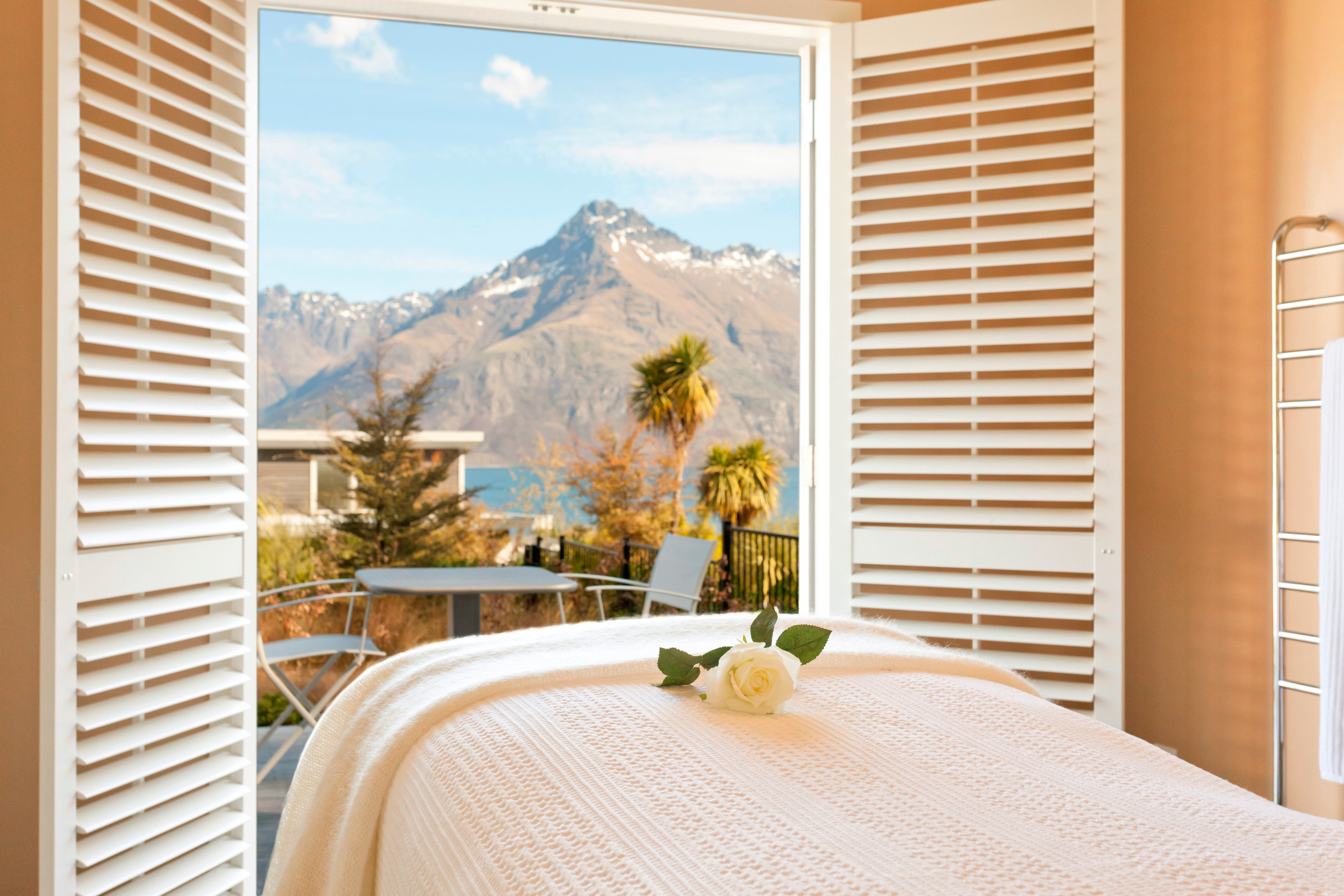 property Bedroom home white window treatment window blind