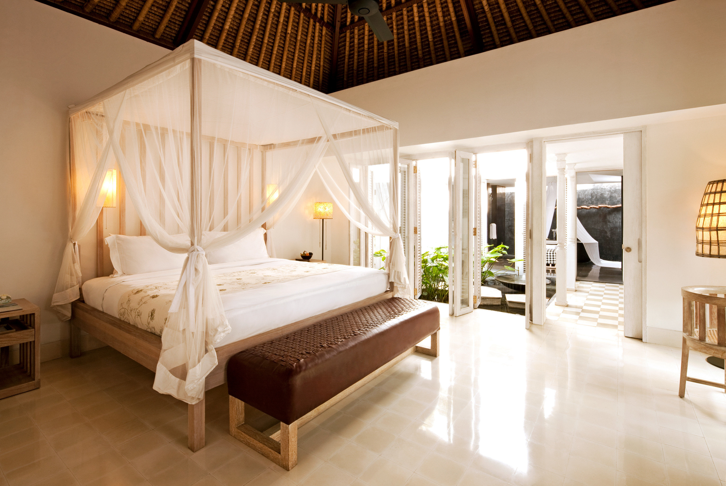 Bedroom Honeymoon Luxury Romance Romantic property Suite Villa cottage mansion