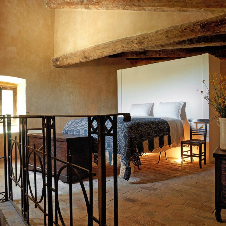 Bedroom Honeymoon Romance Romantic Rustic property chair house building home living room cottage farmhouse Villa dining table