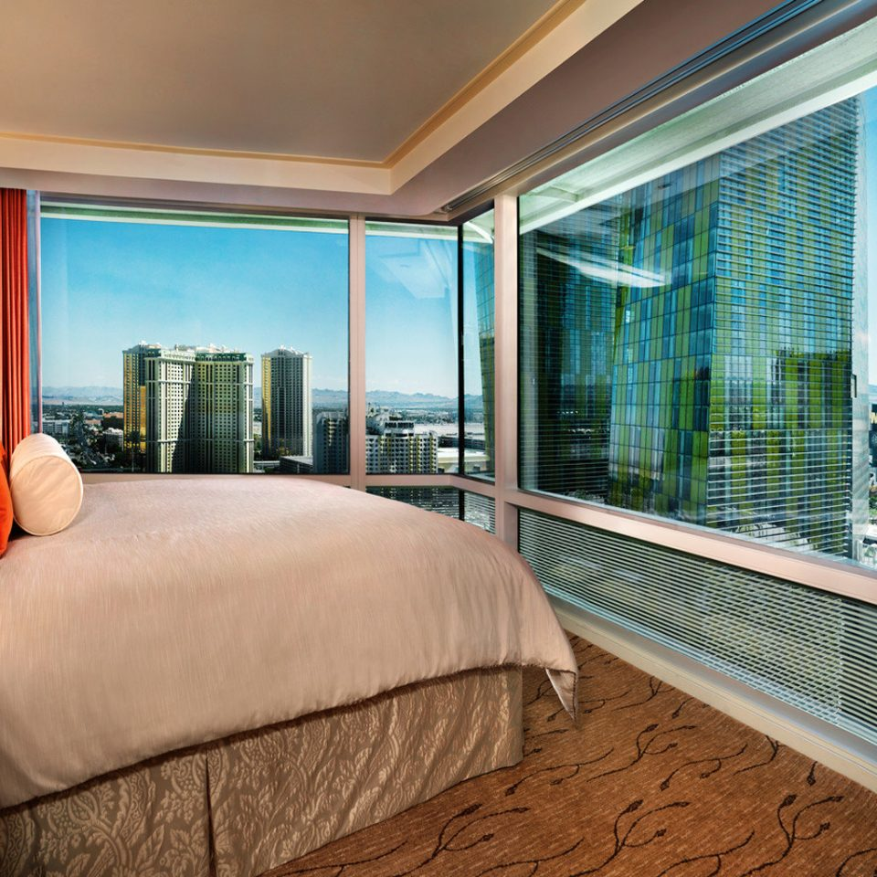 Bedroom Hotels Luxury Modern Scenic views Suite property home house living room condominium mansion lamp