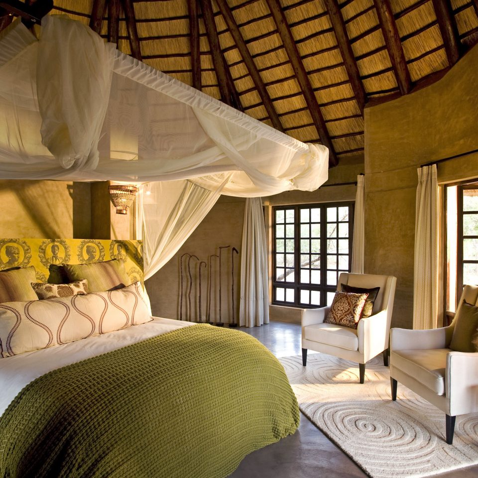 Bedroom Hotels Luxury Safari Suite Trip Ideas property Resort home cottage Villa living room farmhouse
