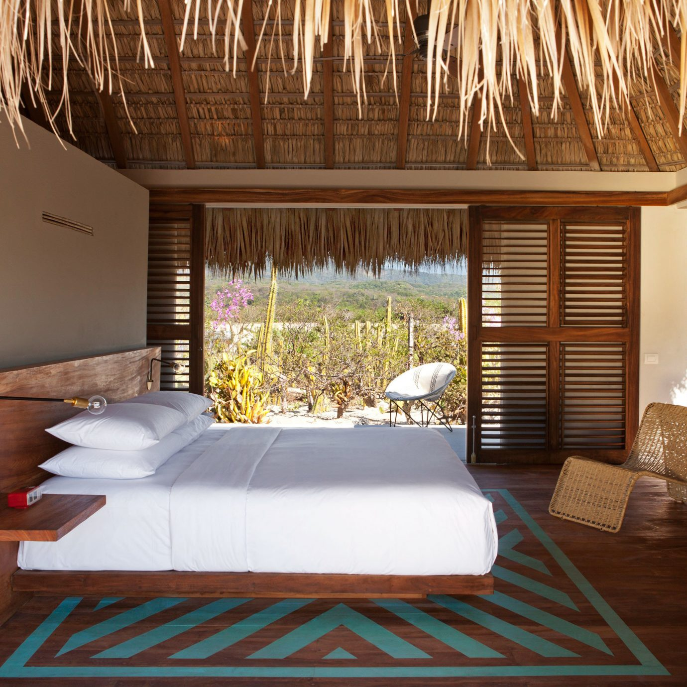 Bedroom Hotels Luxury Romantic Scenic views Suite Trip Ideas Tropical property house home cottage Villa living room Resort farmhouse mansion