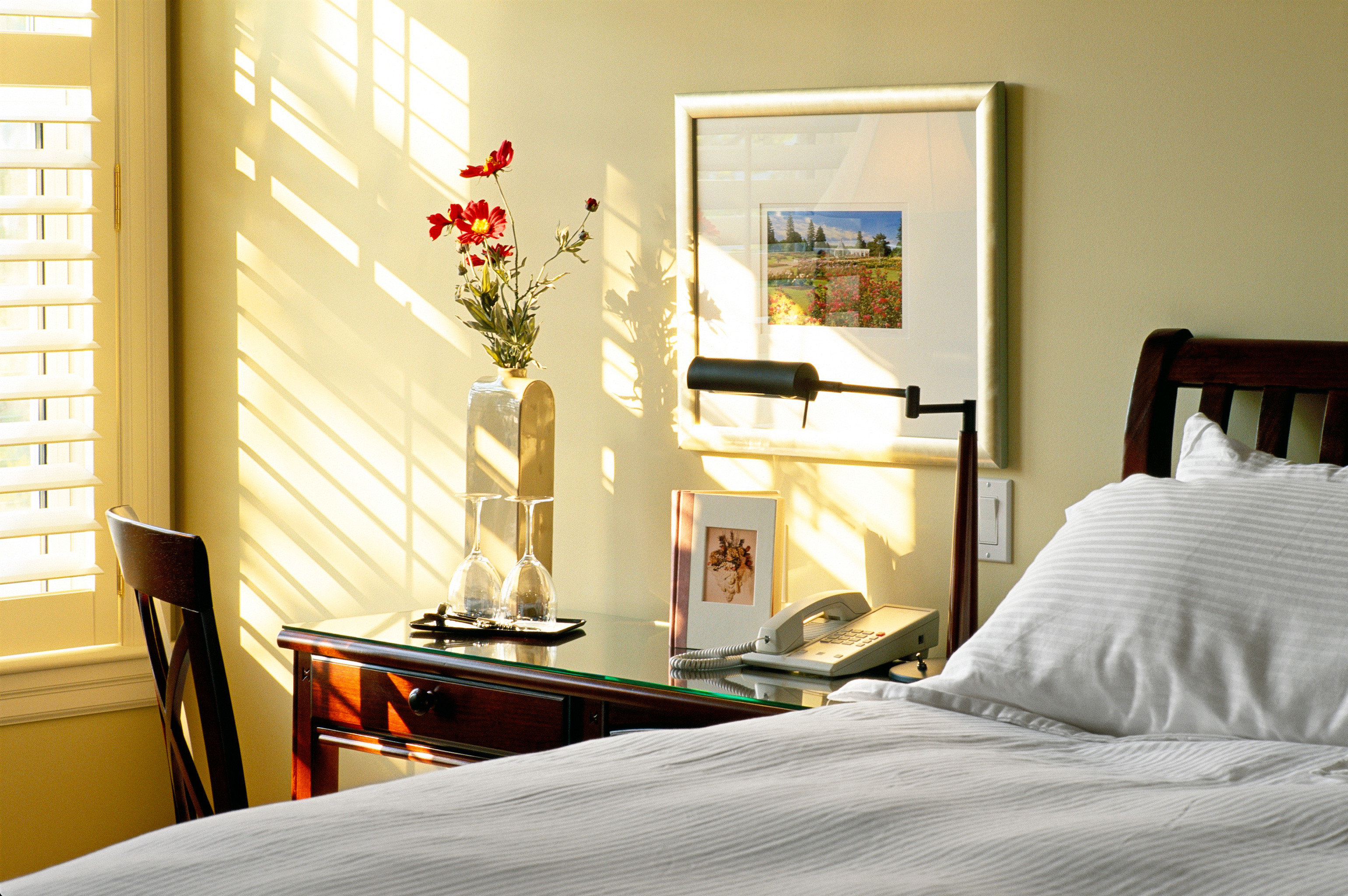 Bedroom Hotels Luxury Romance Romantic Rustic Scenic views home living room bed sheet Suite
