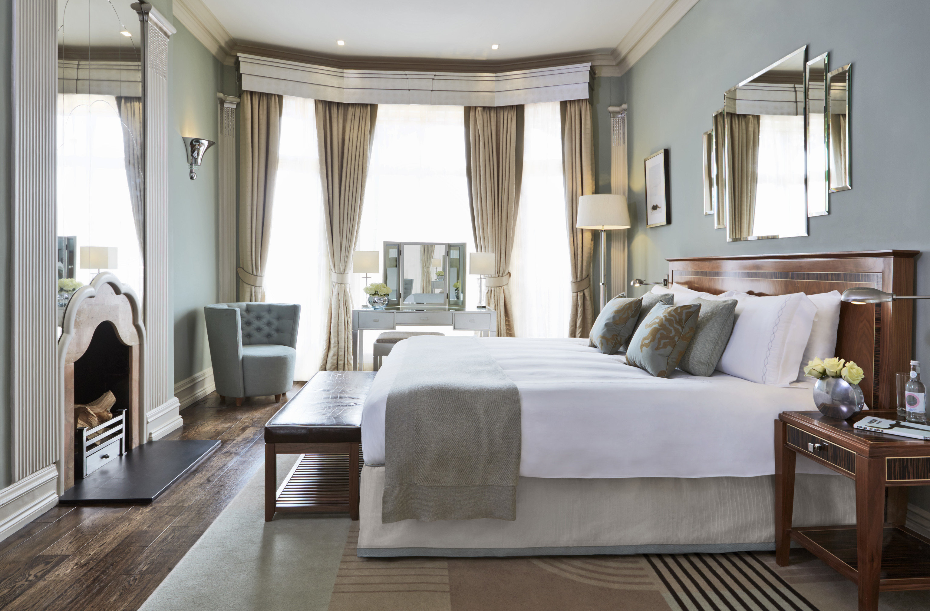 Hotels Trip Ideas white property Suite Bedroom Modern