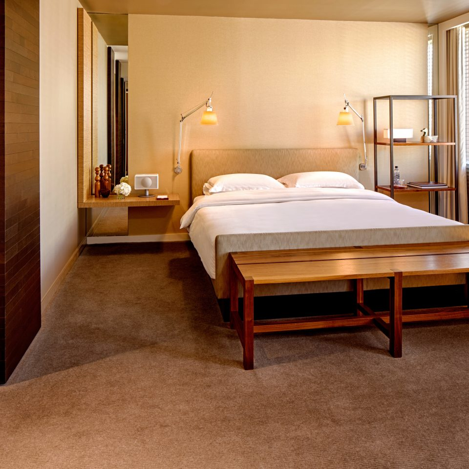 Bedroom Hotels Modern Suite property hardwood flooring wood flooring