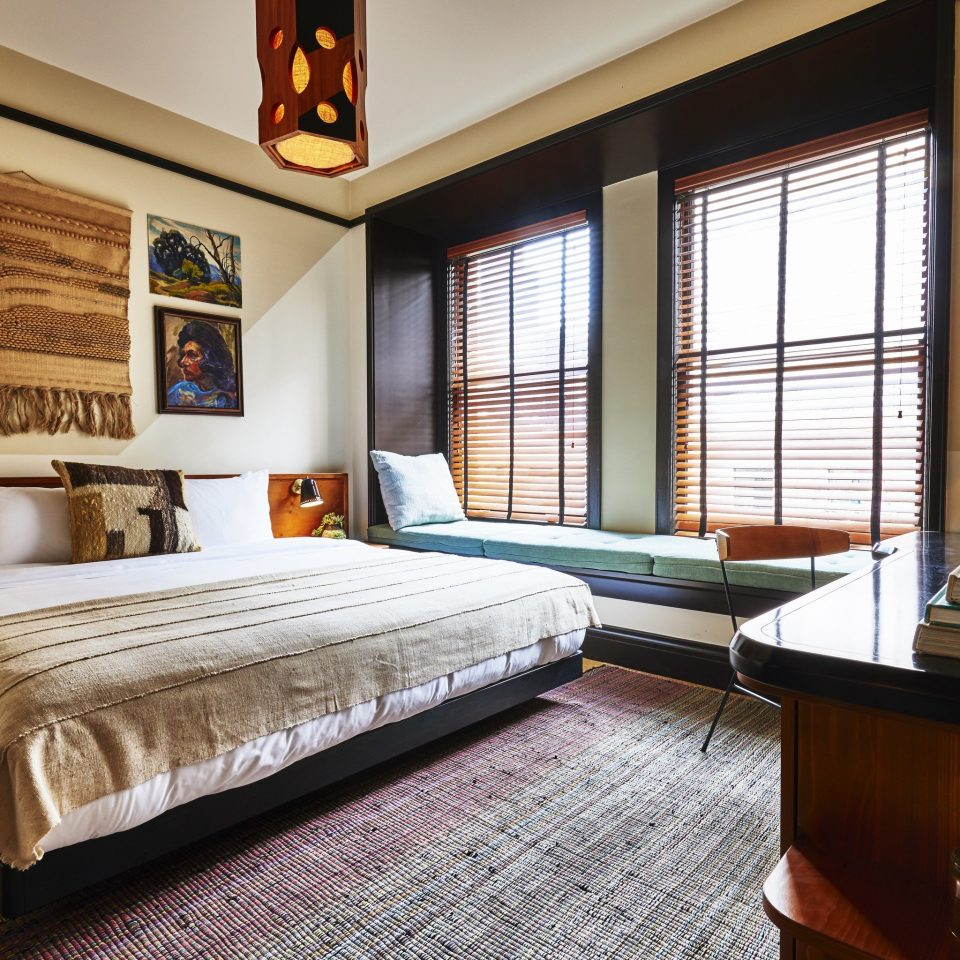 Hotels Bedroom property Suite hardwood home living room cottage