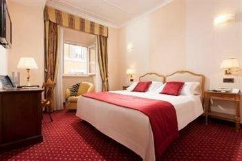 Bedroom property Suite red cottage Resort Inn