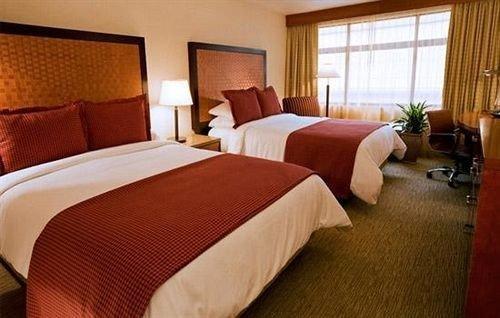Bedroom property Suite cottage bed sheet Inn Resort