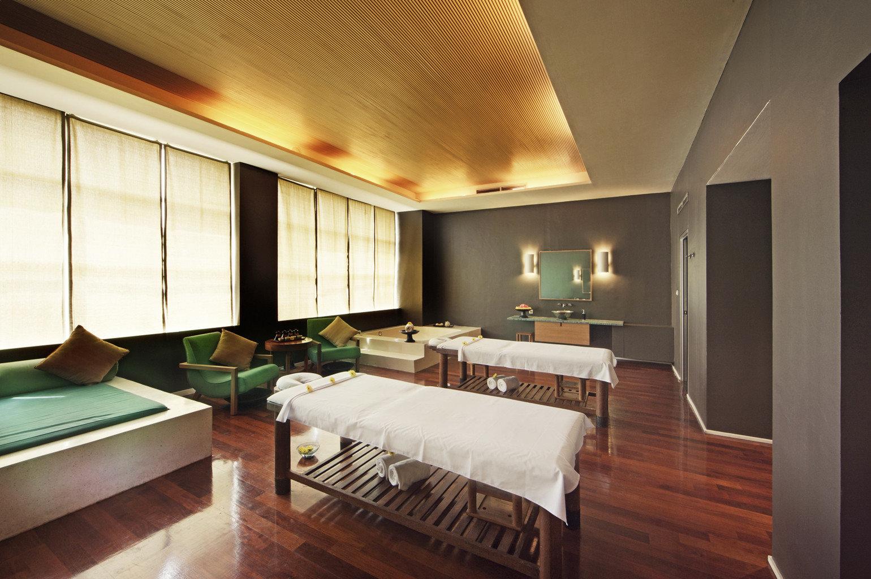 Luxury Modern Spa property Suite living room condominium Bedroom Island