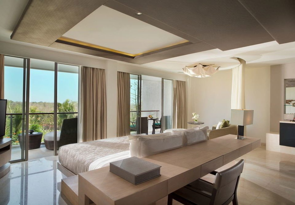 property living room condominium home lighting daylighting long Suite Villa Modern flat Bedroom Island