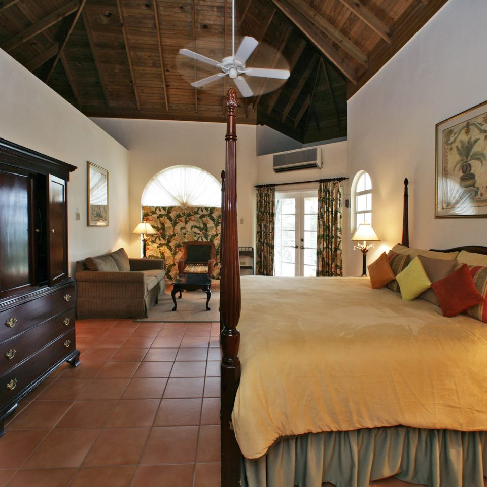 Bedroom Island Suite property cottage Villa home living room Resort farmhouse