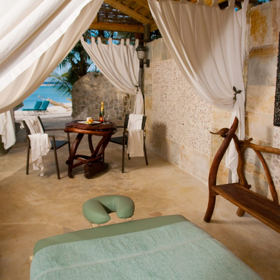 Island Spa Wellness property chair house cottage Suite home Villa Bedroom