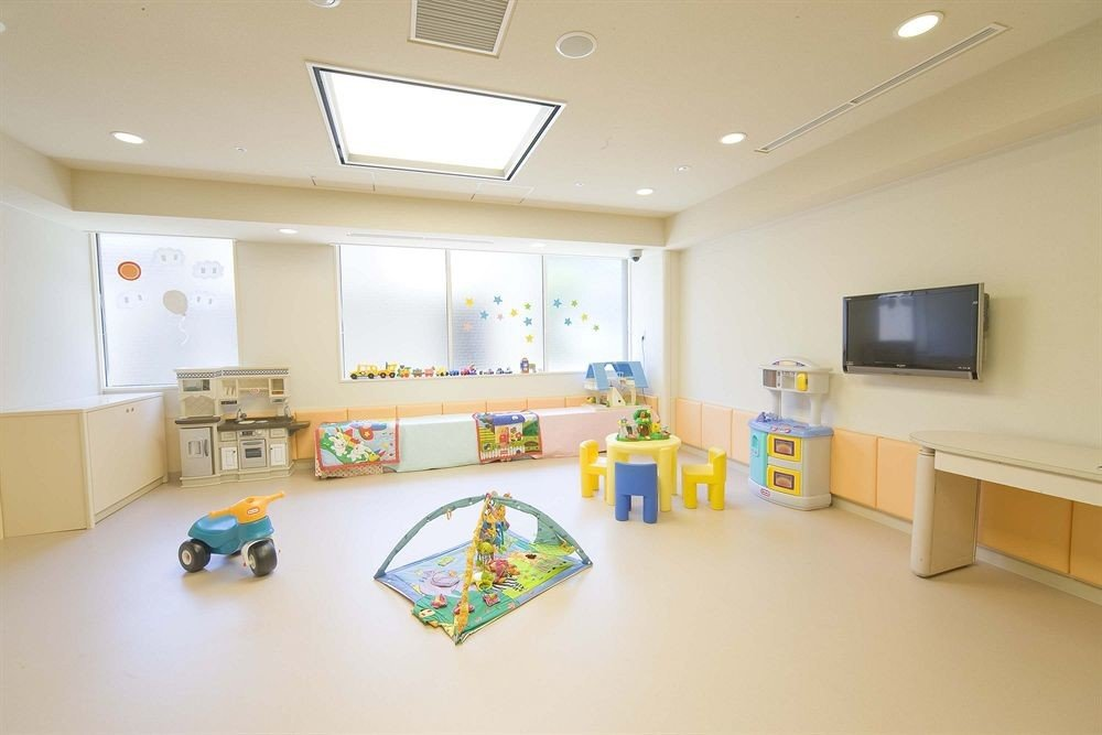 Kitchen property classroom hospital waiting room kindergarten office Bedroom