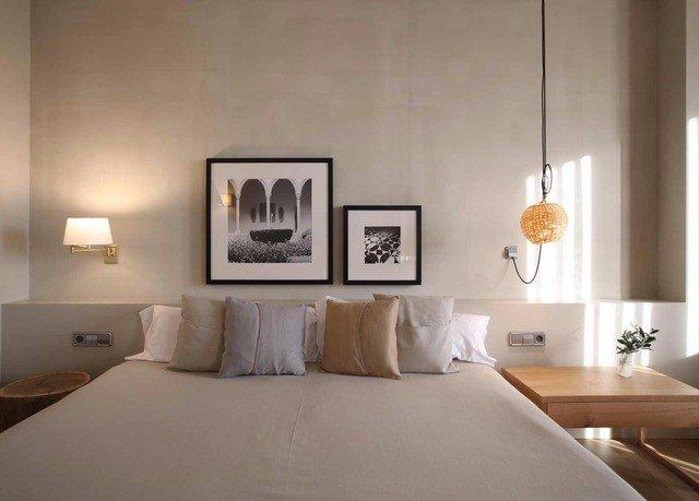 property Bedroom living room lighting white pillow lamp