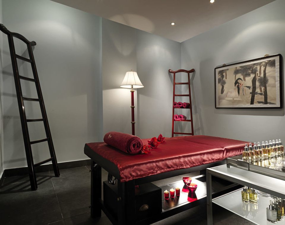 red property Bedroom living room loft recreation room