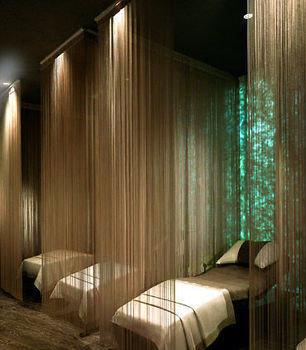 curtain lighting Lobby Bedroom