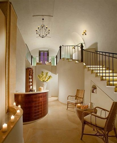 property home stairs living room flooring handrail Lobby hall interior designer hardwood daylighting house Bedroom