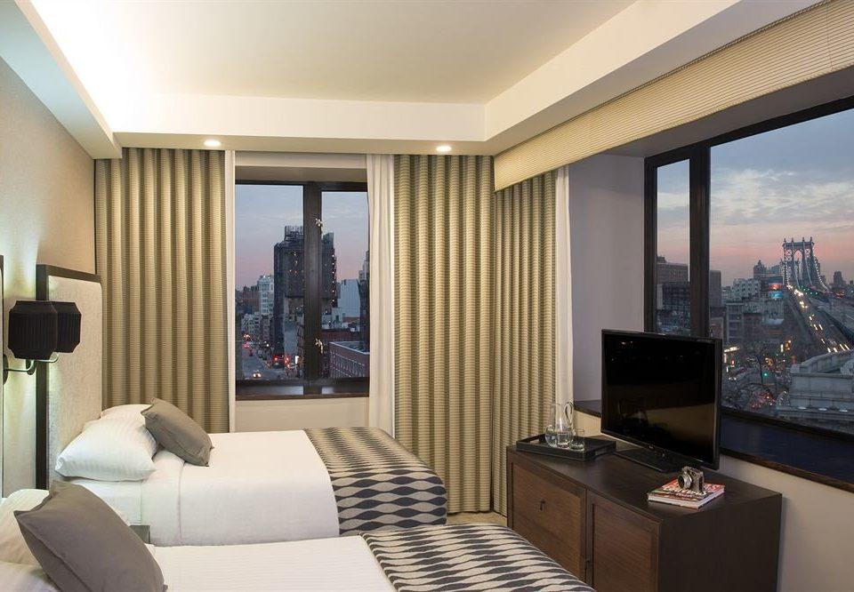 Bedroom Lounge Modern Suite sofa condominium property television living room home flat Lobby window treatment