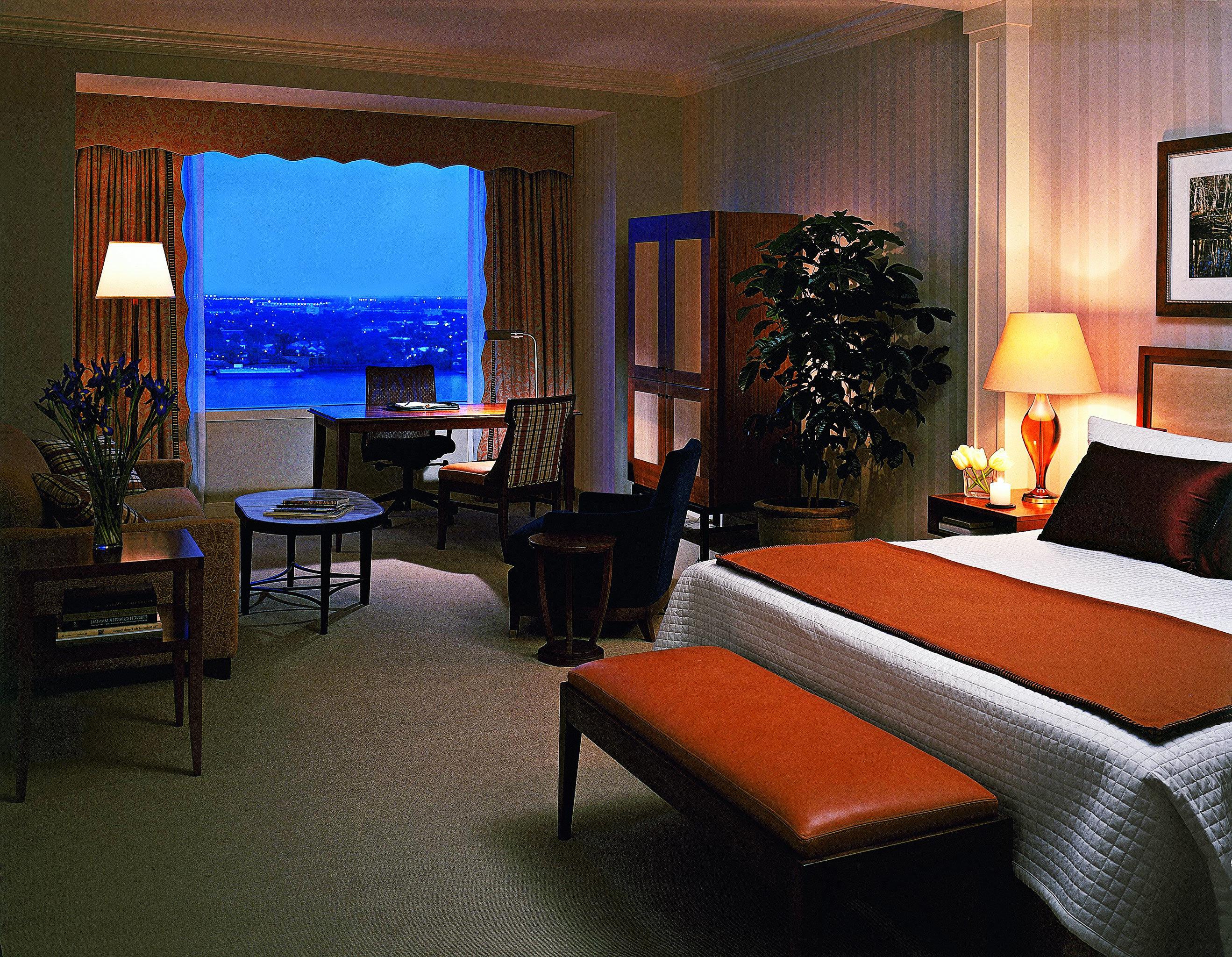 Bedroom Luxury Modern Suite property living room recreation room condominium Resort conference hall restaurant Lobby