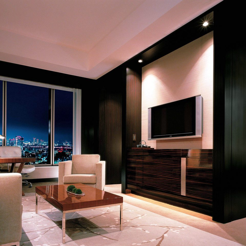 property living room Suite home condominium Lobby Bedroom Modern