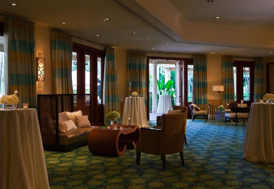 Lobby function hall restaurant Resort ballroom Suite banquet convention center living room conference hall Bedroom