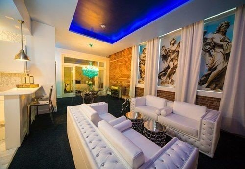 property condominium Suite living room Resort Lobby mansion Bedroom