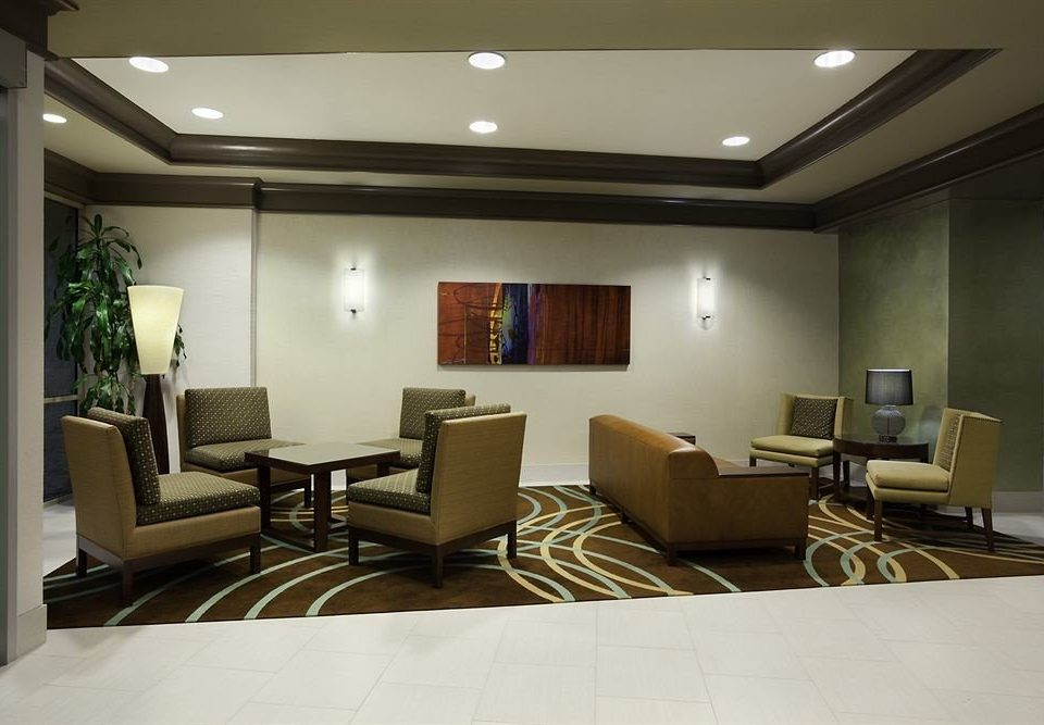 property Lobby condominium living room waiting room conference hall Suite Bedroom