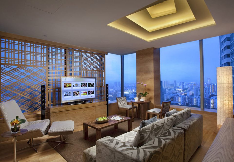 property living room Lobby condominium home lighting Suite overlooking Bedroom