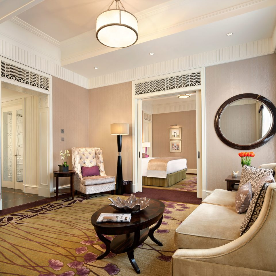 Bedroom Lounge Luxury Modern Suite property living room home condominium mansion cottage